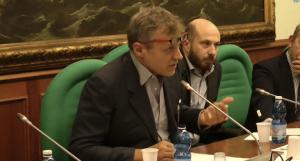 Massimo Moretti conferenza