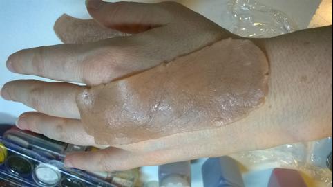 Protesi silicone Delta WASP