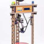 stampante 3d in kit - DeltaCW 18 24