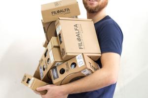 3D printer filament - Treed Filaments and FiloAlfa
