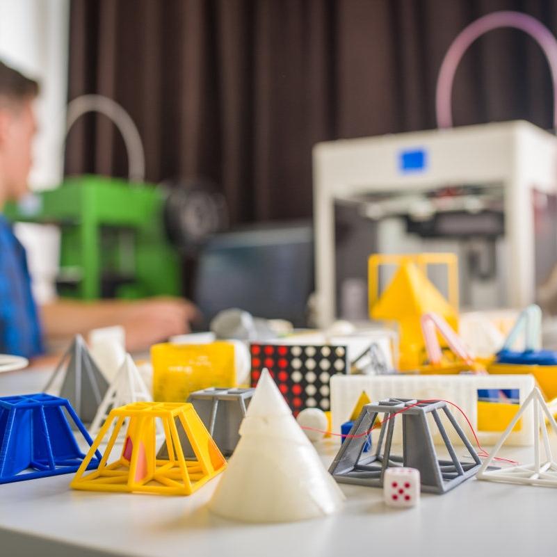 stampa 3d piccoli oggetti
