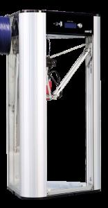 stampante 3d delta - Delta WASP 2040 TURBO2 - lato