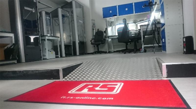 Ingresso Laboratorio