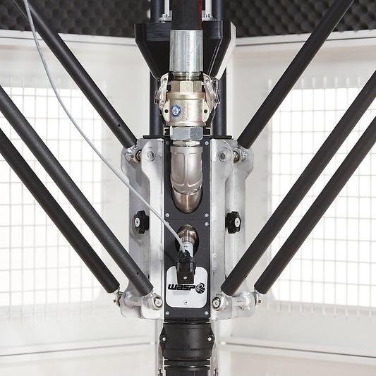 estrusore cemento per stampante 3d - LDM WASP Extruder XXL