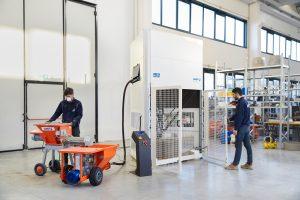 pompa stampante 3d cemento - Delta WASP 3MT CONCRETE