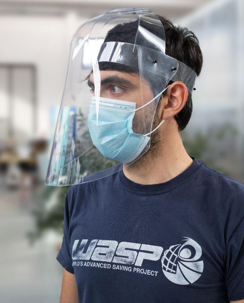 Visiera Protettiva - WASP