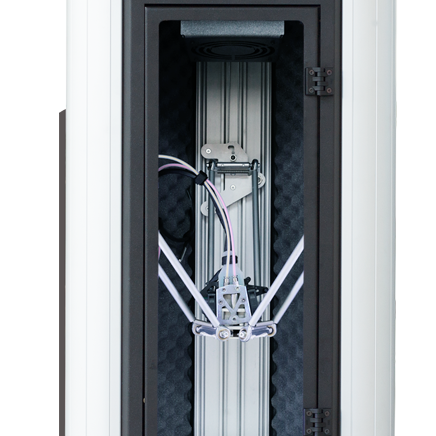 Delta WASP 2040 INDUSTRIAL X - stampante delta professionale