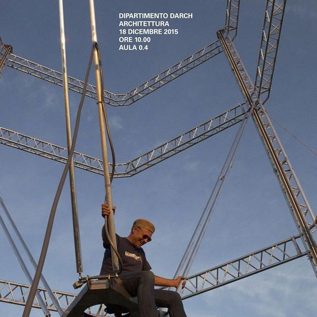 Massimo Moretti - Dipartrimento di Archtettura