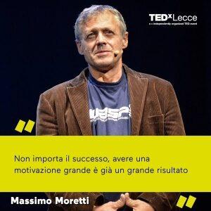 Massimo Moretti - TED X Lecce