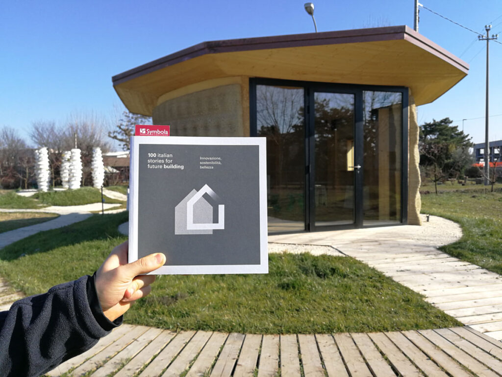 Symbola book closed of the prize 100 italian stories for future building